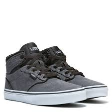vans shoes high tops for boys. cute vans atwood high top sneaker grade school scratcheddkshadow/rv | 100% authentic, shoes tops for boys e