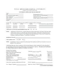Corporate Travel Request Forms 10 Travel Request Forms Sample