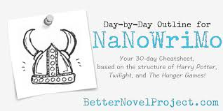 NaNoWriMo Outline: Your 30-Day Cheatsheet