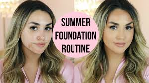 how to cover dark spots pletely foundation routine