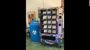 Vending Machine Business Las Vegas Beauteous Health Problem Just Stop By The Vending Machine CNN