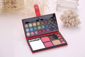 eyes face lips make up basic palette