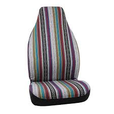 bell automotive s baja blanket universal bucket seat cover