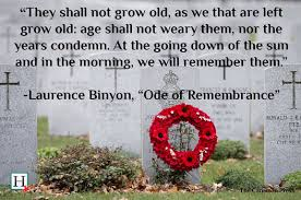 Remembrance Quotes Fascinating Famous Remembrance Day Quotes Sayings And Poems With Pictures 48