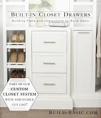How To Make Drawers Step By Step Instructions To Build Diy Wooden Drawers For