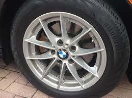 Coupe Series 2010 bmw 328 : Like New 16 inch OEM rims and tires 2010 BMW 328i