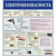 Техника безопасности при работе с электрооборудованием общие  Техника безопасности при работе с электрооборудованием