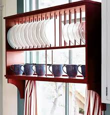 wooden wall plate holders for display