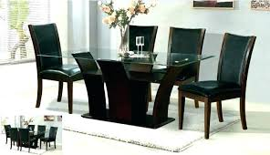 dining table set for 6 6 glass top dining table set dining table set glass top