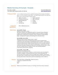 School Secretary Resume Examples Examples Of Resumes