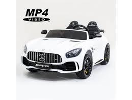 <b>Электромобиль Harley Bella</b> Mercedes-Benz GT R 4x4 MP4 ...