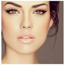 makeup ideas with glam make up with eyeliner brown eyes beautiful makeup for brown eyes