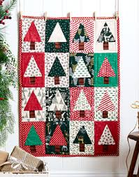 Christmas Quilt Wall Hanging Project | Spotlight Australia & Christmas Quilt Wall Hanging Project Adamdwight.com