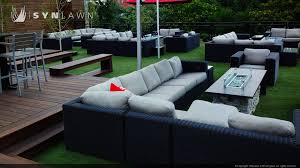 Synlawn Commercial Installations Synlawn Commercial Outdoor Dining Areas