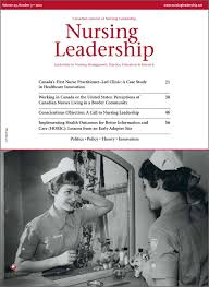 best nursing leadership images nursing  vol 23 no 3 2010