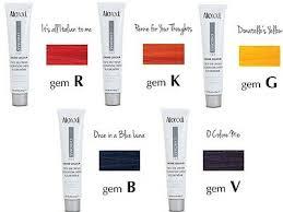 Nexxus Aloxxi Chroma Creme Hair Color Permanent Your Choice