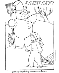 By best coloring pagesnovember 16th 2018. January Coloring Pages Coloring Rocks