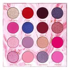 Sweetheart Eyeshadow Palette – Lurella Cosmetics