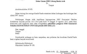 Contoh surat undangan acara pekan olahraga dan seni f. Contoh Surat Undangan Sekolah Aneka Macam Contoh Dubai Khalifa