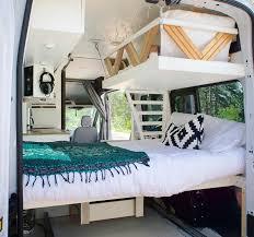 Campervan Interiors We Love Parked In Paradise Impressive Van Interior Design Interior