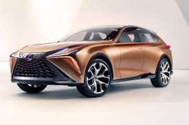 Lexus Suv Size Chart Lexus Lq The Audi Q8 Rival And Other Future Models