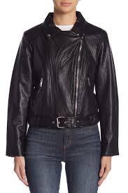 elofaux leather moto jacket