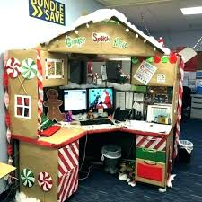 office cubicle christmas decoration. Exellent Office Images Work Christmas Decorating Beautiful Desk Decorating Ideas For  Decoration Cubicle With To Office Cubicle Christmas Decoration I