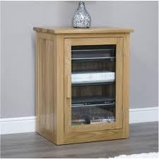 Modern Oak Living Room Furniture Arden Solid Oak Furniture Hi Fi Stereo Storage Cabinet Modern