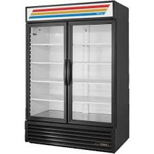 true gdm 49 glass door commercial merchandiser