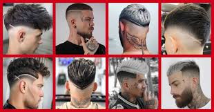 The trend for men's haircuts this fall are all about keeping some length to work with on top and styling the hair with a blow dryer to give it a nice natural wavy look. 70 Easy Short Hairstyles For Men New Haircut Style Arabic Mehndi Design