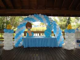 Baby Bottle Balloon Decoration Premiere Party Rental and Decorations Children's Party Themes 40