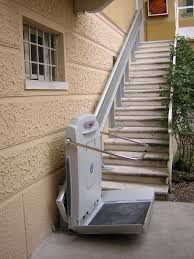 Wheelchair Lift For Home Outdoor Perfectly Stair Stedmundsnscc