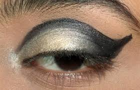 cut crease arabic eye makeup tutorial 6
