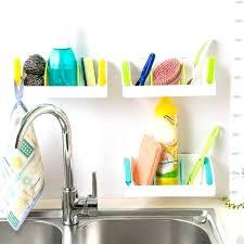 platter storage rack dishes sponge holder for kitchen sink corner wall mounted drip bathroom soap dish