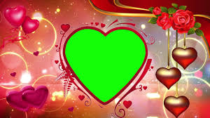 free wedding frame green screen background effect hd green screen background animated hd
