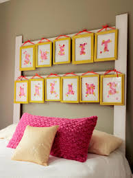 How to Make a Headboard With Picture Frames