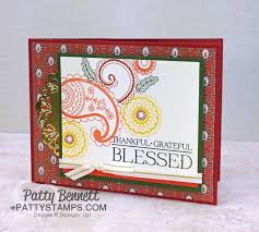 5 cards from 1 design paisleys & posies stamp set patty's The Fuse Box Paisley stampin' up! paisleys & posies stamp set card collection featuring petals & paisleys specialty the fuse box paisley ltd