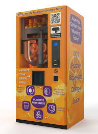 American Vending Machines St Louis Mo New Max Fresh Orange Juice Vending Machine Vending Machine Pinterest