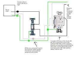 kitchen gfci wiring diagram facbooik com Gfci Receptacle Wiring Diagram gfci wiring diagram with switch wiring diagram wiring diagram for gfci receptacle