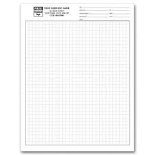 1 4 Grid Paper Engineering Graph Paper 1 4 Inch