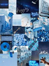 Blue Aesthetic iPad Wallpapers - Top ...