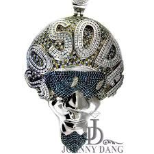 cj 0005 sosodef custom diamond pendant cj 0005