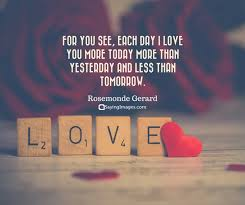 Love Quotes Gorgeous Happy Valentine's Day Images Cards Sms And Quotes 48