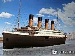 """Die """"Titanic II"""" soll schon bald auf der Original-Route fahren"""