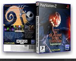 The Nightmare Before Christmas: Oogie's Revenge PlayStation 2 Box ...