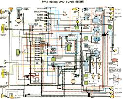 vw beetle wiring diagram wiring diagrams online 1972 wiring diagram image