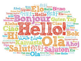 Image result for hello in languages