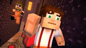 Image result for minecraft story mode season 2 jailhouse block