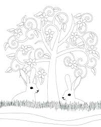 Easter Coloring Pages Printable Free