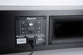 klipsch 5 1 surround sound. klipsch reference premiere hd center speaker back view 5 1 surround sound